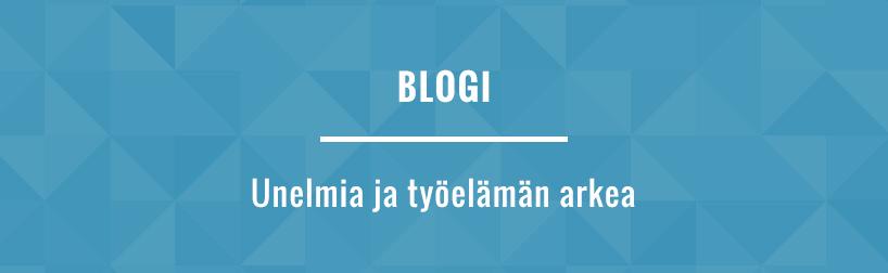 Blogin otsakekuva